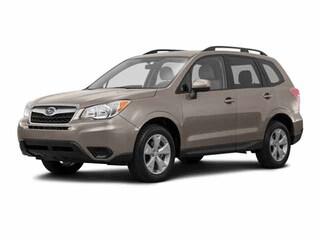 2016 Subaru Forester 2.5i Premium CVT 2.5i Premium PZEV