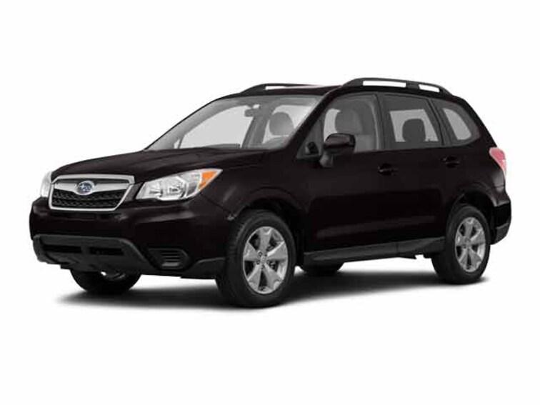 Used 2016 Subaru Forester 2.5i Premium SUV Near Greensboro