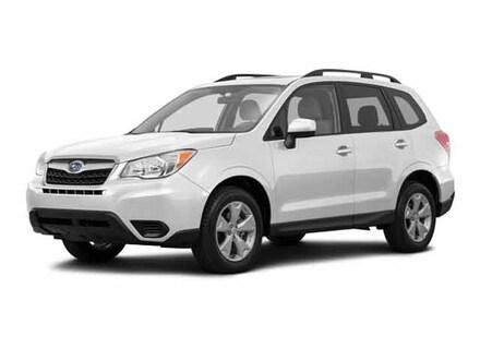 2016 Subaru Forester 2.5i Premium SUV