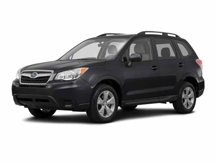 Certified Pre-Owned 2016 Subaru Forester 2.5i Premium SUV for sale in the Bronx, NY