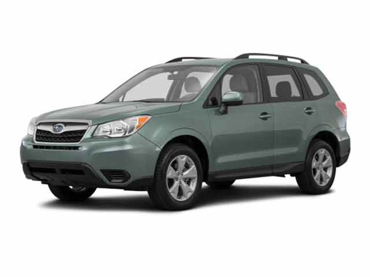 Used 2016 Subaru Forester 2.5i Premium SUV in Greensburg