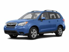 Certified Pre-Owned 2016 Subaru Forester 2.5i Premium SUV in Erie, PA