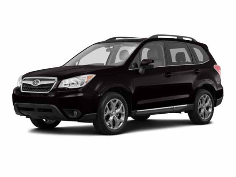 Used 2016 Subaru Forester 2.5i Touring CVT 2.5i Touring PZEV For sale in Janesville
