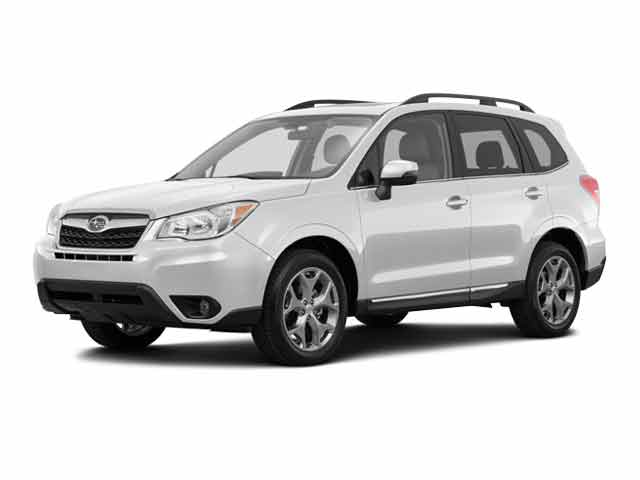 2016 Subaru Forester 2.5i Touring w/ EyeSight + Nav SUV