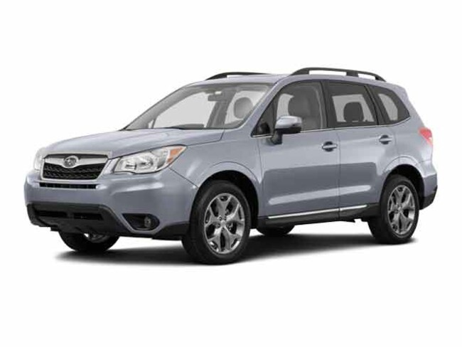 Pre-Owned 2016 Subaru Forester 2.5i Touring CVT PZEV in Durango, CO