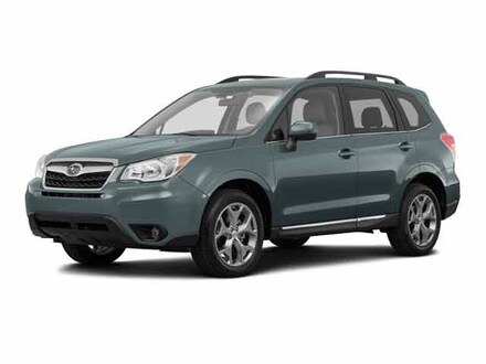 Featured Used 2016 Subaru Forester 2.5i Touring SUV for Sale in Potsdam, NY