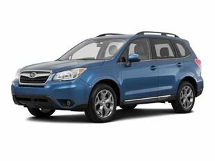 2016 Subaru Forester 2.5i Touring SUV