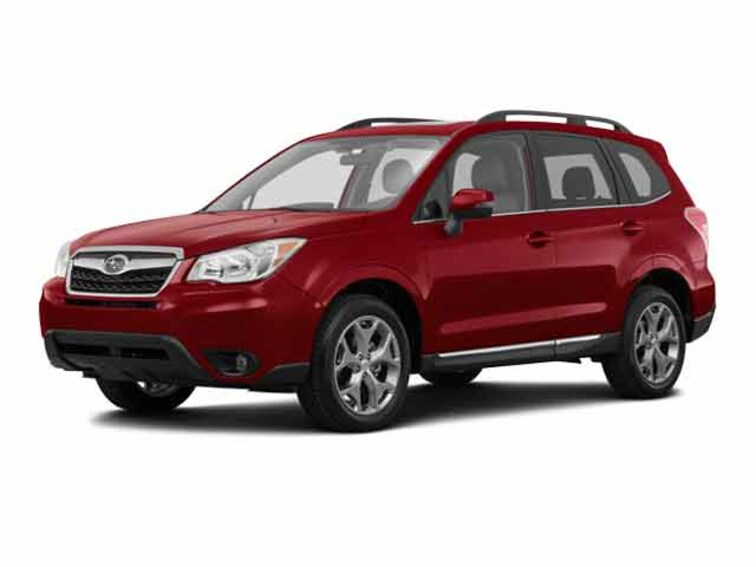 Certified Pre-Owned 2016 Subaru Forester 2.5i Touring SUV Wappingers Falls
