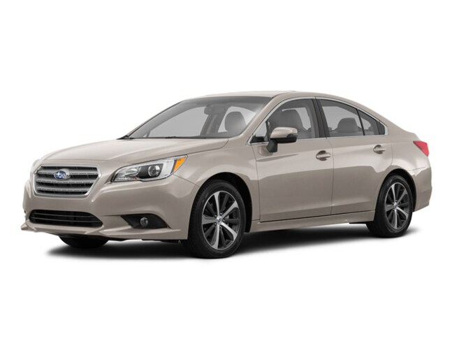 Certified Used 2016 Subaru Legacy 2.5I Limited Sedan near Atlanta