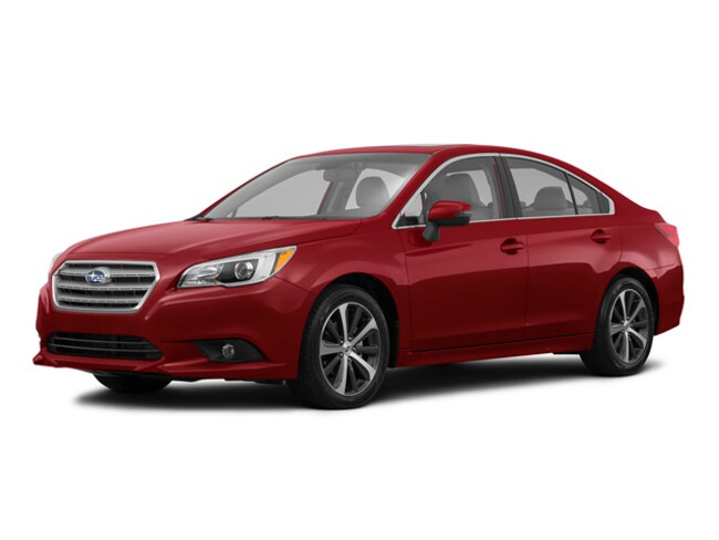 New 2016 Subaru Legacy 2.5i Limited w/ Moonroof + Keyless Access + Nav + Sedan near Boston