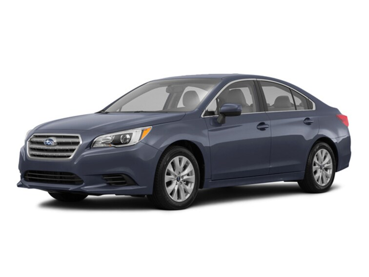 Certified Pre-Owned 2016 Subaru Legacy 2.5i Premium W/Eyesight/Nav/Moonroof Sedan in Northumberland, PA