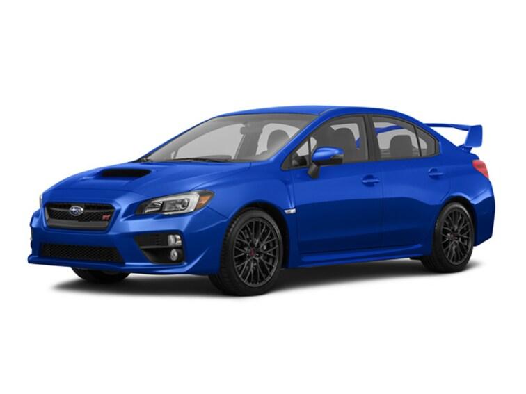 Used 2016 Subaru WRX STI Sedan S191080N Houston