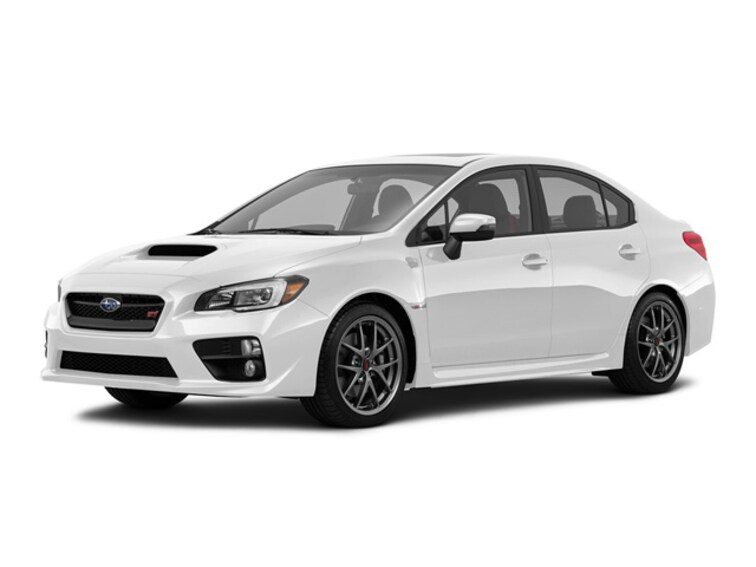 Used Subaru Wrx Sti >> Used 2016 Subaru Wrx Sti For Sale At Subaru Of Clear Lake Vin