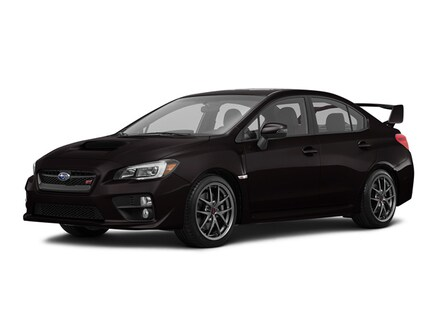 2016 Subaru WRX STI Limited w/Wing Sedan