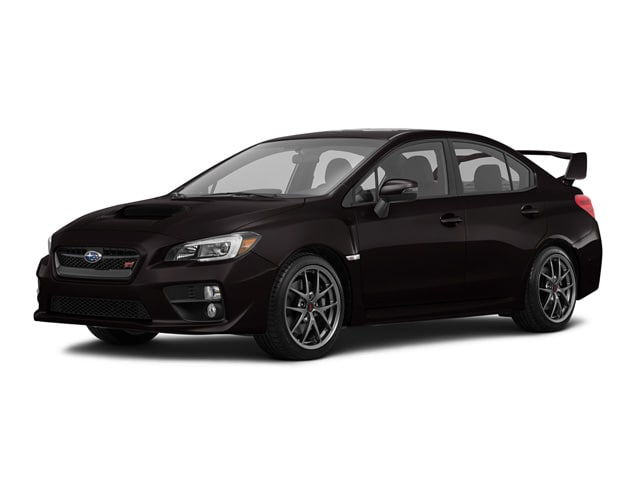 Used 2016 Subaru WRX STI Limited W/Wing Sedan Near Keene NH