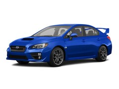 2016 Subaru WRX STi Limited Sedan