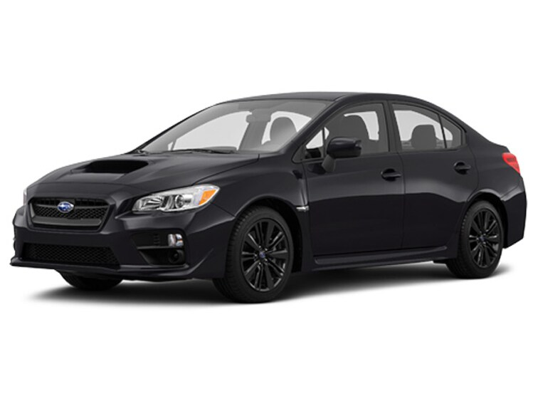 Certified Pre-Owned 2016 Subaru WRX Base Sedan Ventura, CA