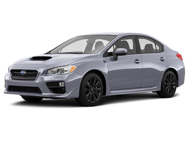 2016 Subaru WRX Sedan
