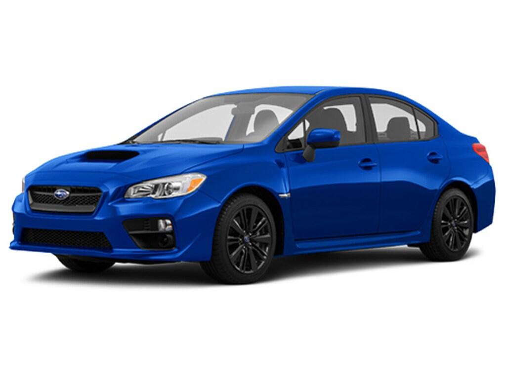 Used Subaru Wrx For Sale >> Used 2016 Subaru Wrx For Sale Athens Ga Vin