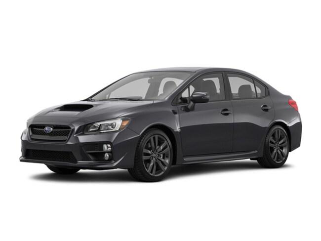 2016 Subaru WRX Limited Sedan