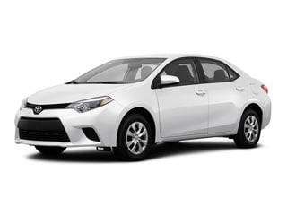 2016 Toyota Corolla Sedan Super White