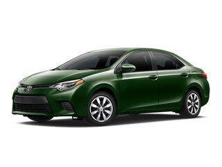 New 2016 Toyota Corolla LE Sedan in Hartford near Manchester CT
