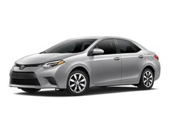 Used 2016 Toyota Corolla LE Sedan in Portsmouth, NH