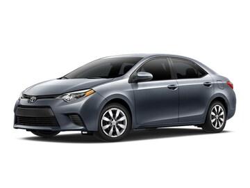 2016 Toyota Corolla Sedan