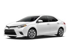 New 2016 Toyota Corolla LE Sedan for sale Philadelphia