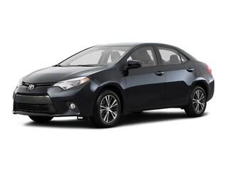 2016 Toyota Corolla LE Plus Sedan