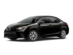 Bargain Used 2016 Toyota Corolla Sedan under $15,000 for Sale in Ithaca, NY