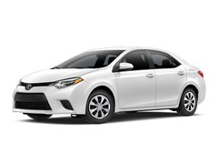 Used 2016 Toyota Corolla S Plus Sedan Winston Salem, North Carolina
