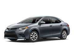 2016 Toyota Corolla S Plus Sedan