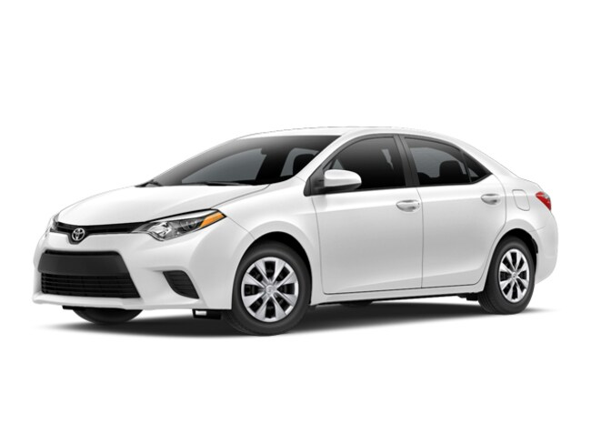 Used 2016 Toyota Corolla Sedan For Sale In Fairfield Ca Serving