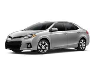 Used 2016 Toyota Corolla S Sedan For Sale in Chicago, IL