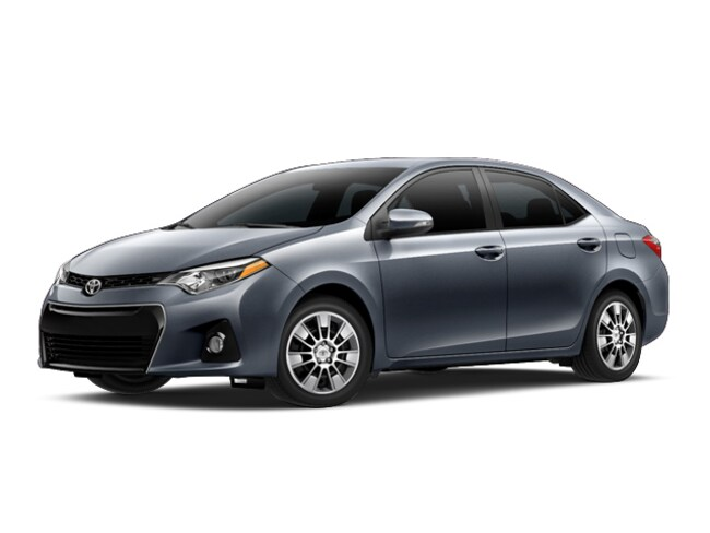 Used 2016 Toyota Corolla S Sedan Silver Spring, MD