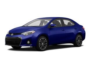 2016 Toyota Corolla 4 DR DELUXE Sedan
