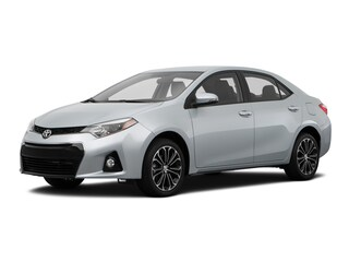 2016 Toyota Corolla S Plus S Plus  Sedan CVT