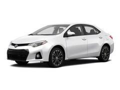 New 2016 Toyota Corolla S Plus Sedan for sale Philadelphia