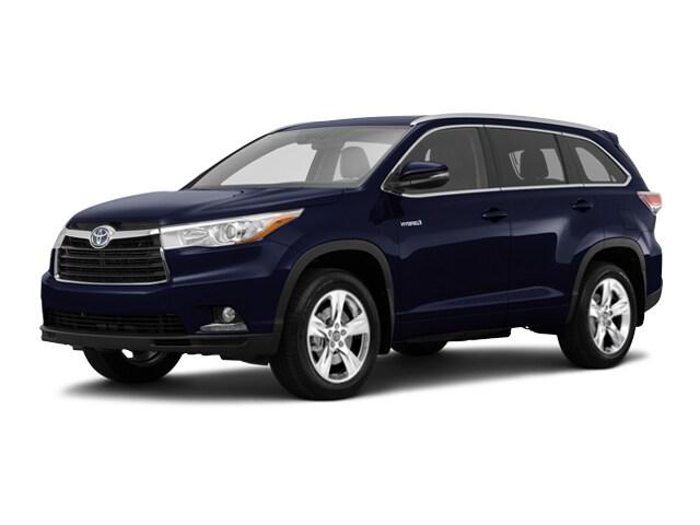 2016 Toyota Highlander Hybrid Limited SUV