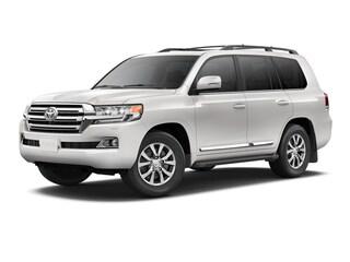 2016 Toyota Land Cruiser Base SUV