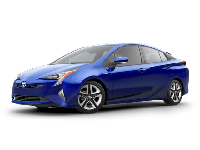 2016 Toyota Prius Four Touring Hatchback