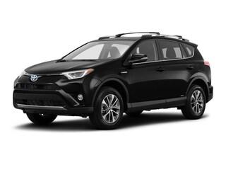 2016 Toyota RAV4 Hybrid XLE SUV for sale near you in Auburn, MA