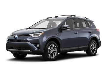 2016 Toyota RAV4 Hybrid SUV