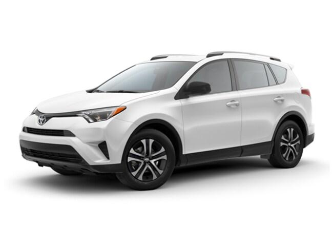 2016 Toyota RAV4 SE Sport Utility