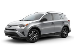 Certified 2016 Toyota RAV4 LE SUV in Pampa, TX