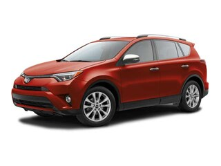 Certified Pre-Owned 2016 Toyota RAV4 Limited SUV for sale near you in Latham, NY