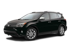 Used 2016 Toyota RAV4 AWD 4dr Limited SUV Grand Forks, ND