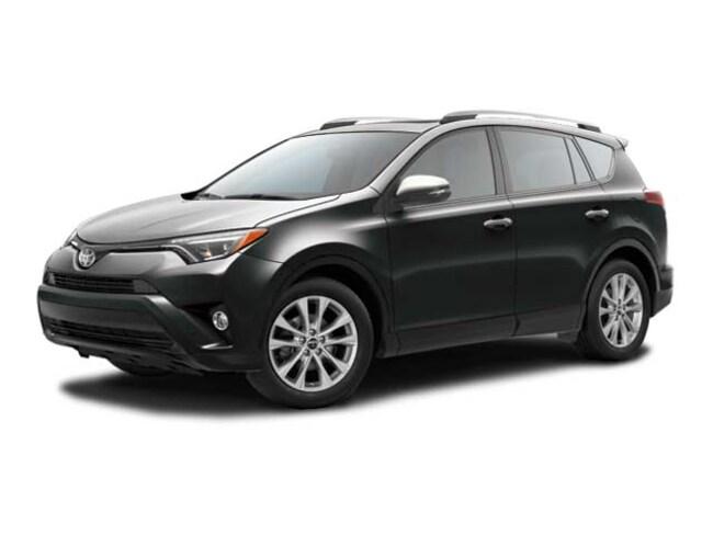 New 2016 Toyota RAV4 Limited SUV Silver Spring, MD