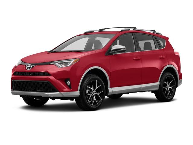 2016 Toyota RAV4 SE SUV